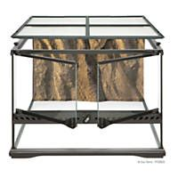 Exo Terra Small Low Terrarium, 18'x18'x12'