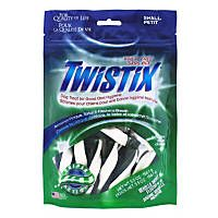 Twistix Vanilla Mint Dental Dog Treats