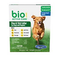 Bio Spot Active Care Flea & Tick Dog Collar