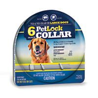 PetLock Six Month Collar for Fleas and Ticks