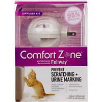 Comfort Zone Diffuser with Feliway for Cats