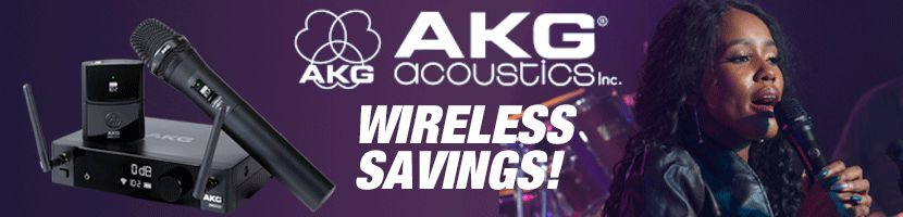AKG WIRELESS TRADE-IN PROGRAM
