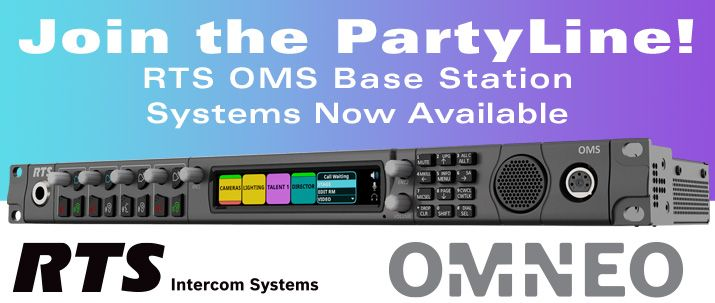 RTS OMS Now Available from Markertek