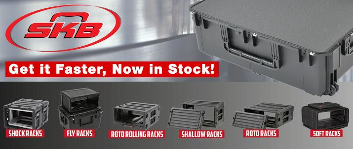markertek has SKB cases in stock