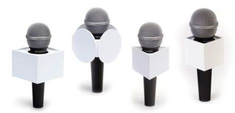 View our Blank Mic Flags
