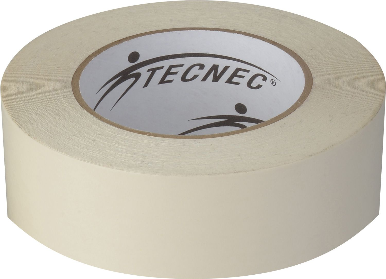 Pocket Pro Gaff White Gaffers Tape 1 inch X 6  yards on 1 inch core