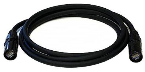 150 ft PRO Audio CAT 5e Ethernet Blue Cable w//Neutrik EtherCon RJ45 plugs.