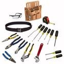 Klein Tools 80118 Journeyman 18-Piece Tool Set