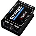 Radial Engineering BT-Pro V2 Bluetooth Stereo Direct Box-Wireless Receiver with Balanced Stereo Direct Interface Outputs
