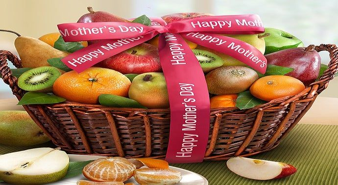 Mothers Day Premier Orchard Fruit Basket