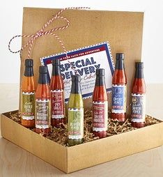 Taste For Adventure Hot Sauce Gift Set