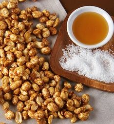 Honey  Sea Salt Peanuts