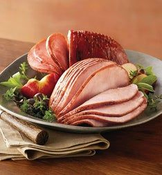 Harry and David® Spiral-Sliced Ham and Turkey