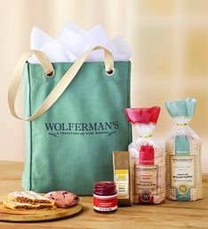 Wolferman's Signature Gift Tote