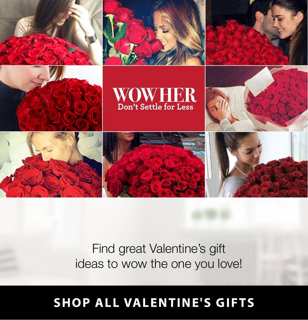 Valentine's Day Flowers & Gifts