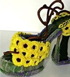 Shoe Floral Arrangment
