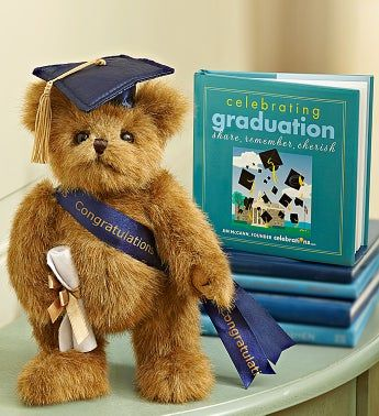 Bearington® Smarty Graduation Bear