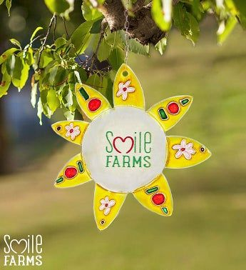 Smile Farms® Suncatcher