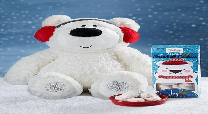 Gund Blizzard Bear