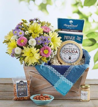 Farm to Table Gift Basket