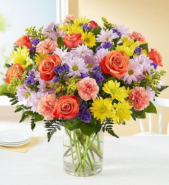 Smiling Blooms Bouquet