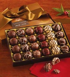 Signature Chocolate Truffles