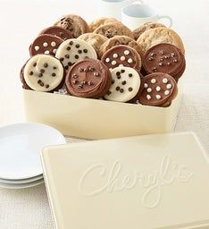 Cheryl's Gift Tin - Create Your Own Assortment