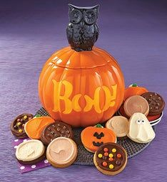 Collector's Edition Halloween Cookie Jar