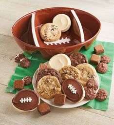 Football Tailgate Party Bowl