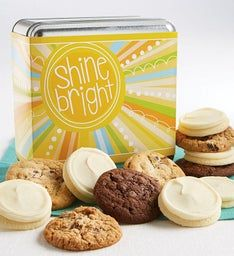 Shine Bright Gift Tin