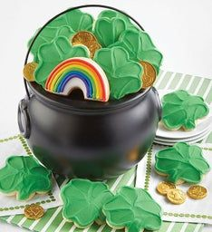 St Patrick39s Day Good Luck Pot