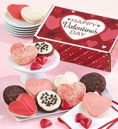 Happy Valentine39s Day Treats Box