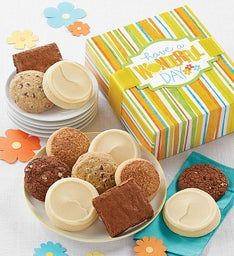 Gluten Free Have a Wonderful Day Cookie Box