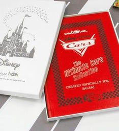 Personalized Disney Cars Collection Storybook