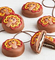 The Sweet Shop 6pc Thanksgiving OREO cookies