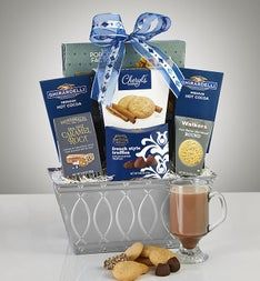 Distinctive Delights Gift Basket