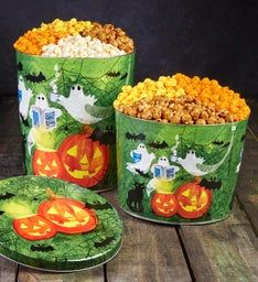 Ghost Stories Popcorn Tins