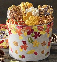 Hello Autumn 2 Gallon Grand Snack Assortment