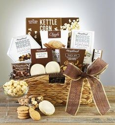 Premier Favorites Sweets  Treats Gift Basket