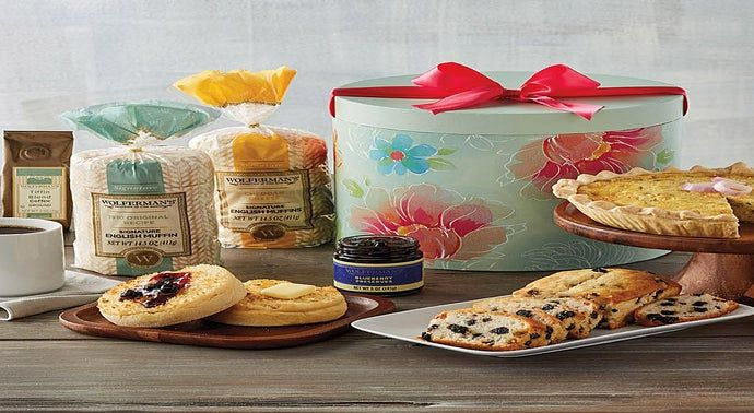 Wolfermans Mothers Day Brunch Gift Box