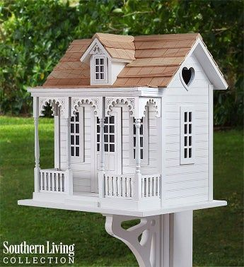 Southern Living™ Victorian Cottage Birdhouse