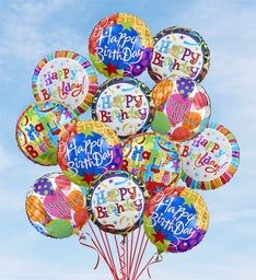 Air-Rangement® - Birthday Mylar Balloons
