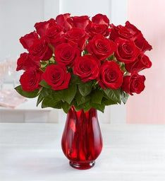Red Roses: Buy 12, Get 12 Free