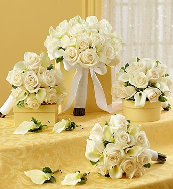 Bridal Party Personal Package—White