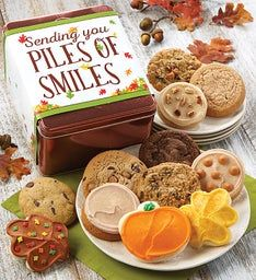 Sending You Piles of Smiles Tin