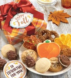 Happy Fall Treats Gift