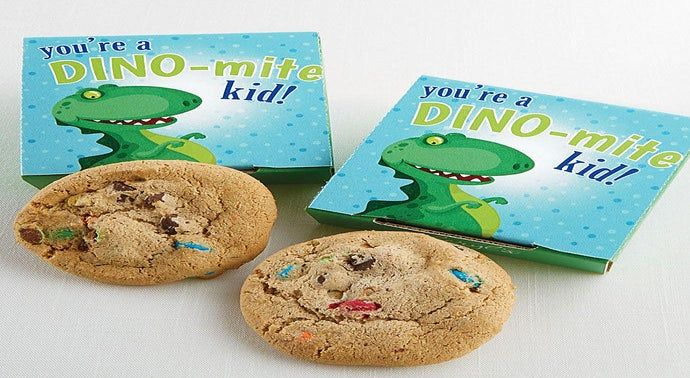 You39re a Dino-mite Kid Cookie Card