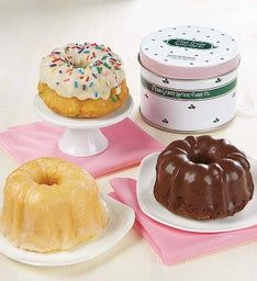 Miss Grace Mini Bundt Cake Sampler