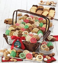 Holiday Entertainment Gift Basket