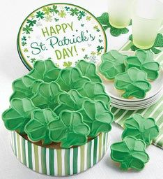 St Patrick39s Day Gift Tin Cut-outs